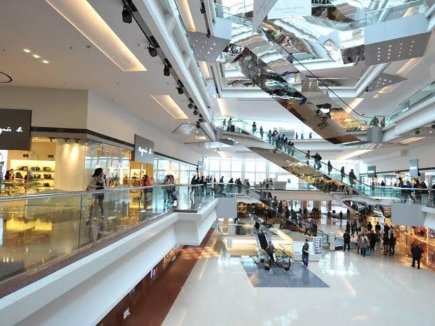 Capitalizing on Shopping Malls