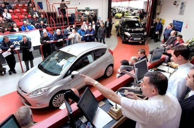 Vehicle Dealer Auctions