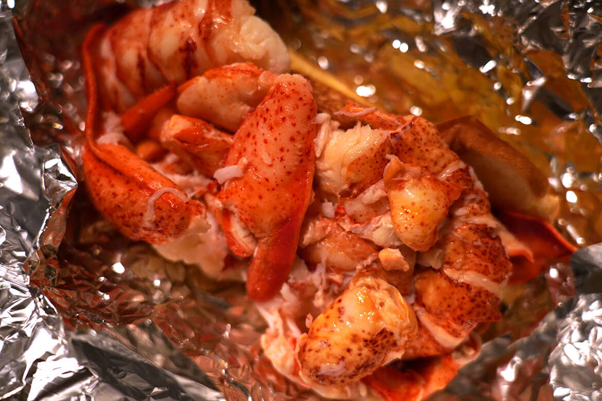 Where to try the best lobster in Singapore?