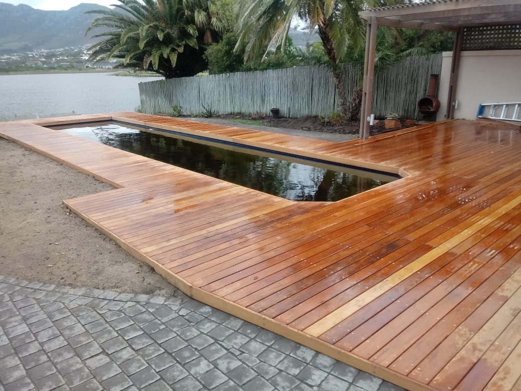 A Guide to Installing Timber Decking