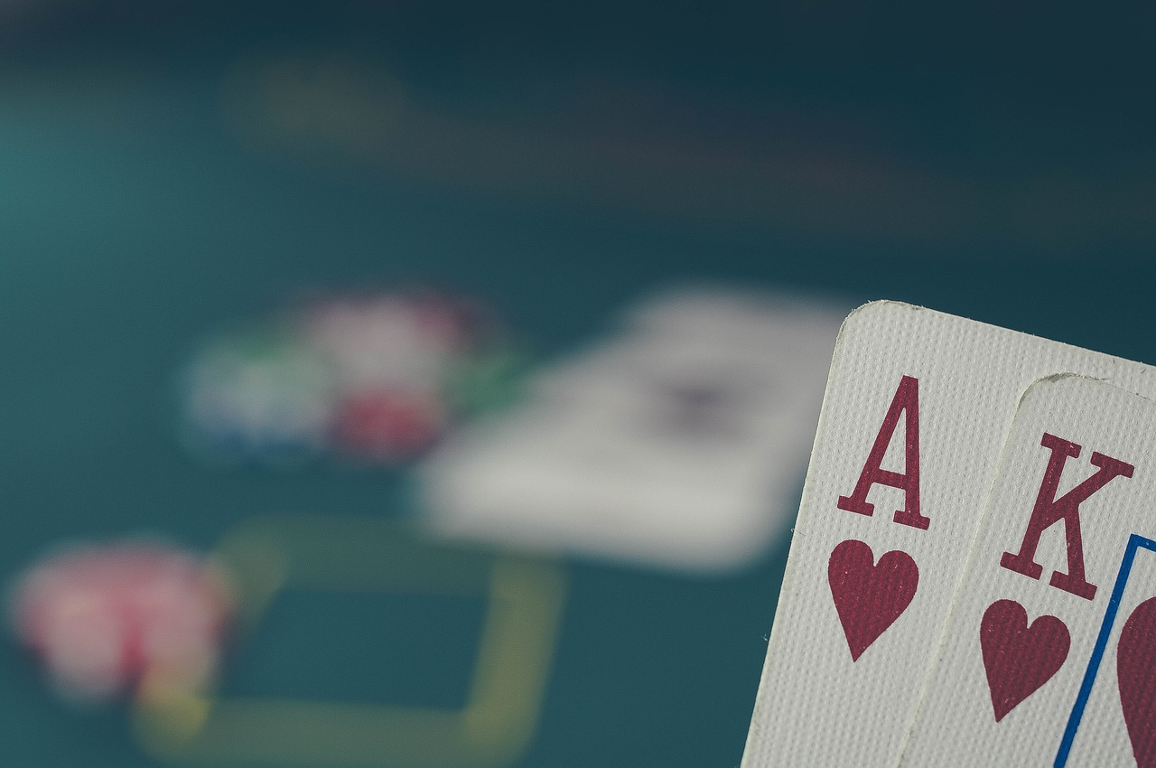 Poker game; beginner guide