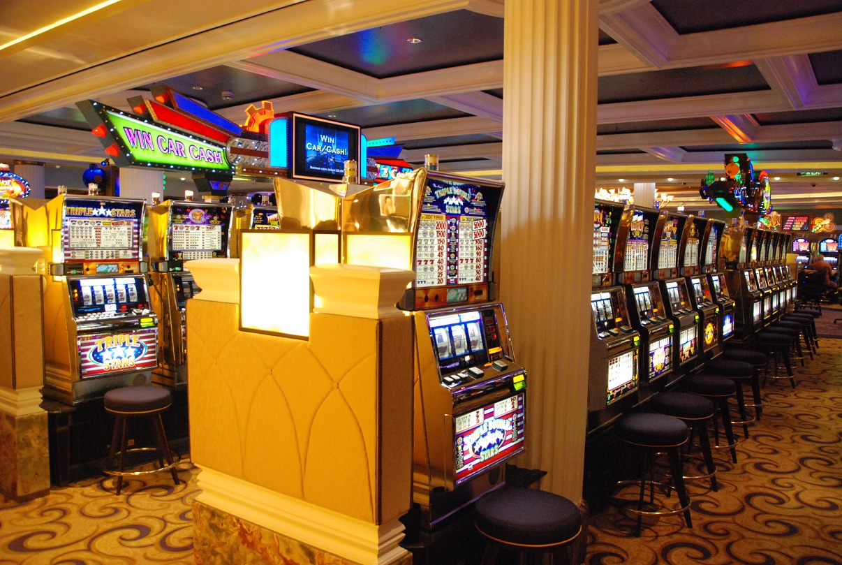 Online Slot Games – Learn The Benefits Of The Online Slots