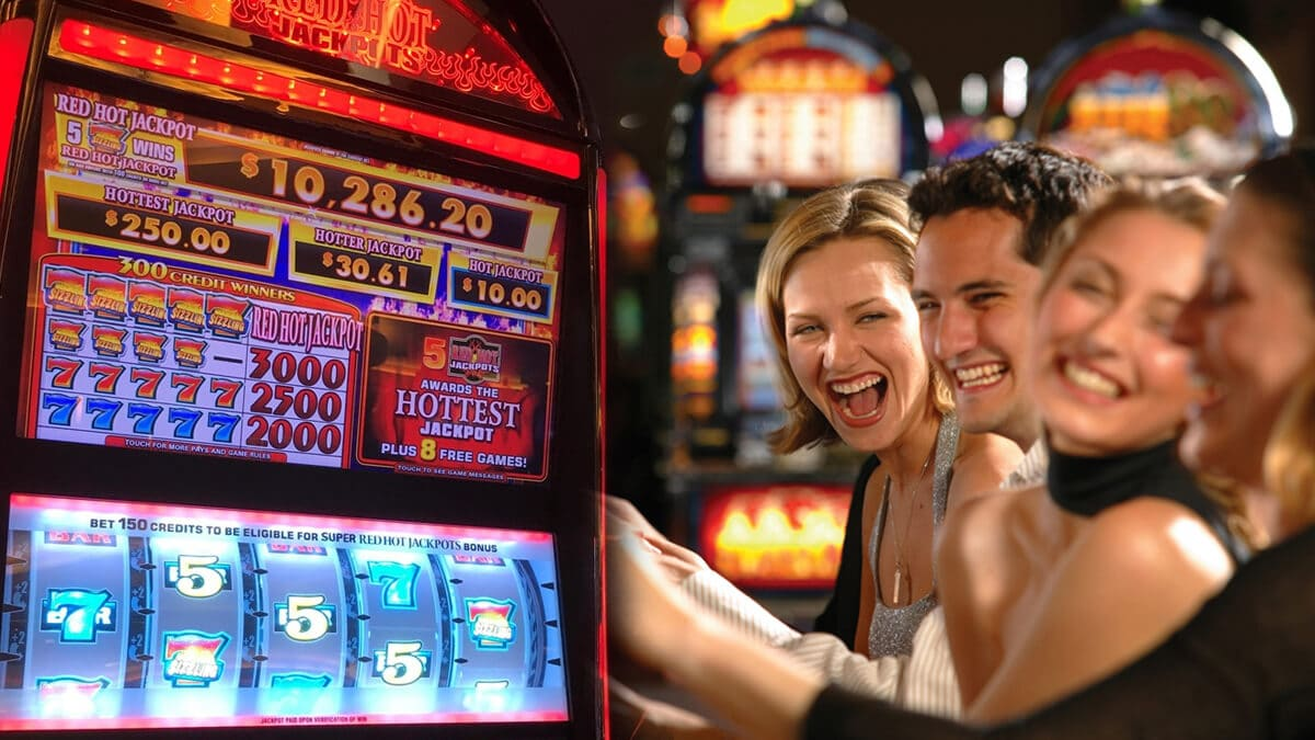 Playing Slot Games – An Introduction